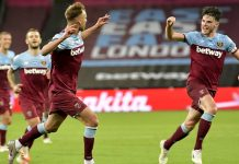 West Ham United 3:2 Chelsea
