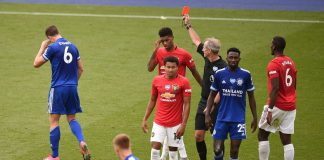 Leicester City 0:2 Manchester United