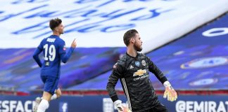 Manchester United 1:3 Chelsea