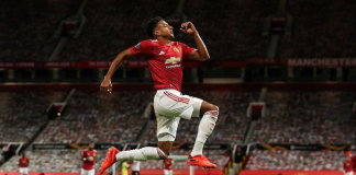 Manchester United 2:1 LASK