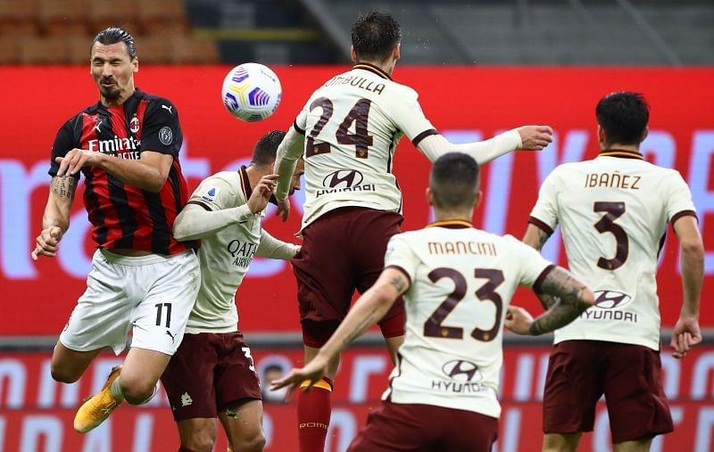 Milan 3:3 Roma