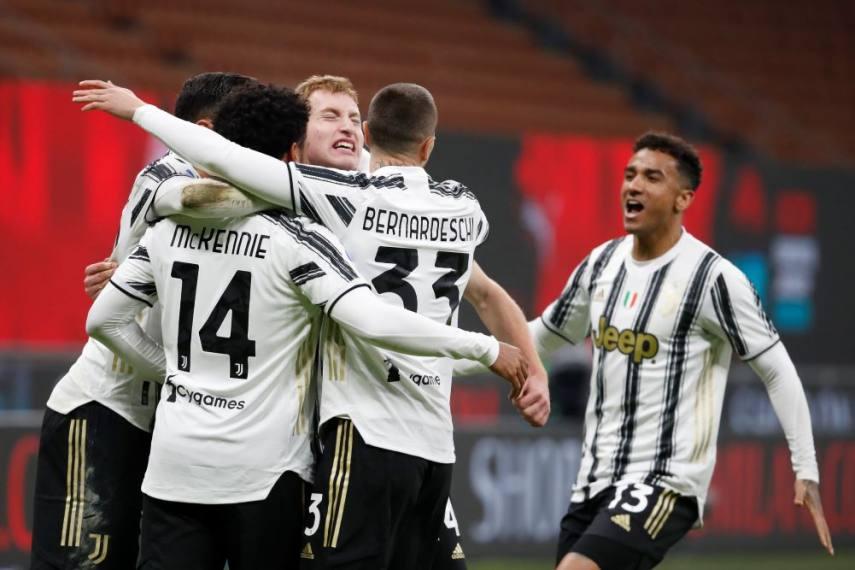 AC Milan 1:3 Juventus