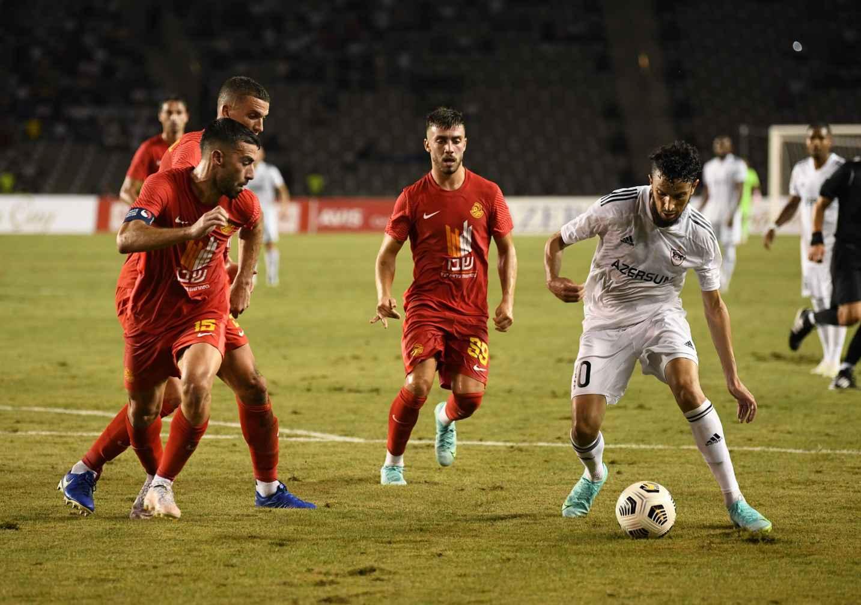 Qarabağ 0:0 Ashdod