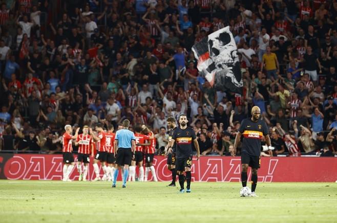 PSV 5:1 Galatasaray
