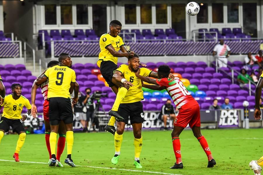 Yamayka 2:0 Surinam