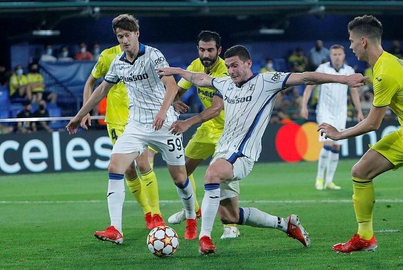 Villarreal 2:2 Atalanta