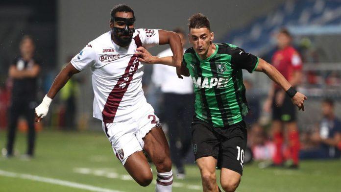 Sassuolo 0:1 Torino