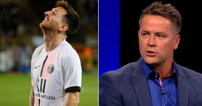 Messi / Owen