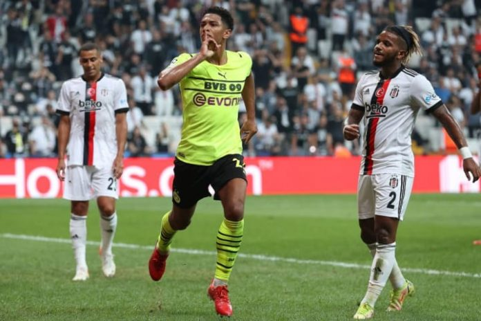 Beşiktaş 1:2 Borussia Dortmund