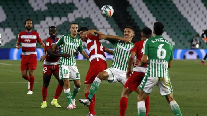 Granada 1:2 Real Betis