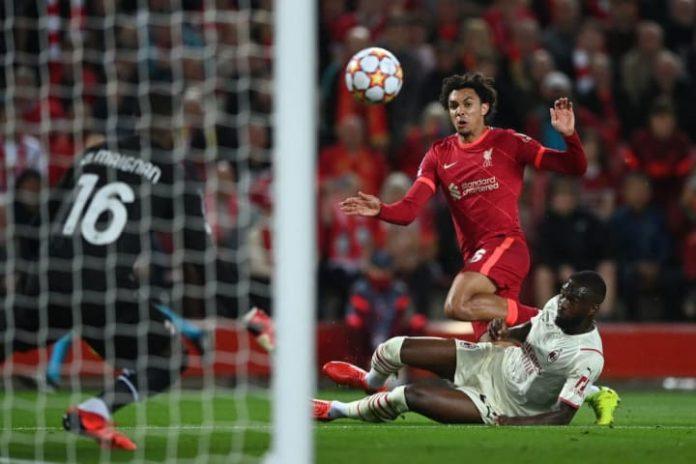 Liverpool 3:2 Milan