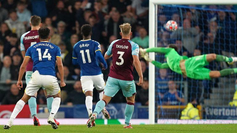 Everton 3:1 Burnley
