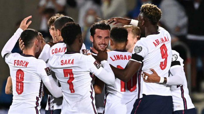 Andorra 0:5 İngiltərə