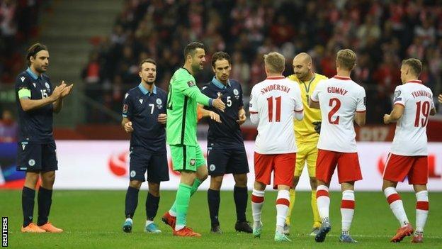 Polşa 5:0 San Marino