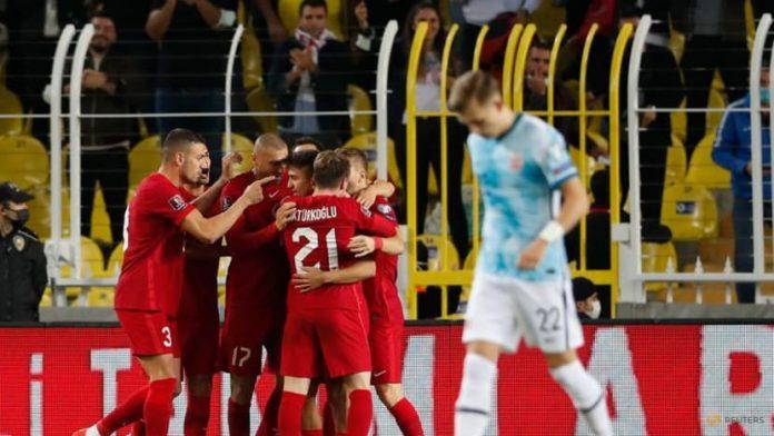 Türkiyə 1:1 Norveç
