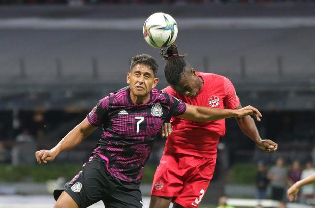 Meksika 1:1 Kanada
