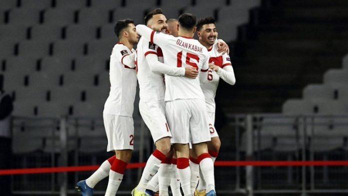 Latviya 1:2 Türkiyə
